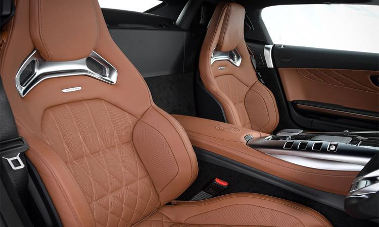 ดีไซน์เบาะ Mercedes-AMG GT C Roadster