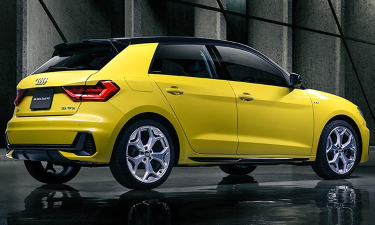 รอบข้าง Audi A1 Sportback 35 TFSI S-Line