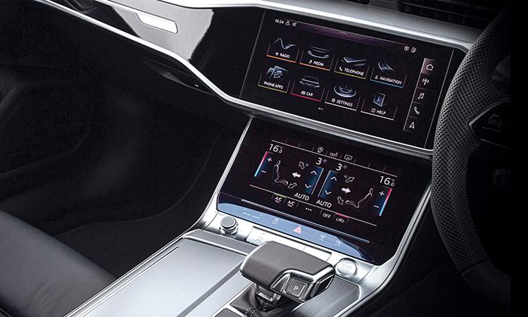 เกียร์ ราคาอย่างเป็นทางการ Audi A6 Avant 45 TFSI quattro S-Line Black Edition
