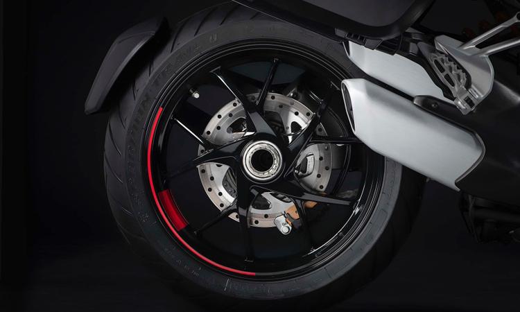 ล้อ Ducati Multistrada 1260 S Grand Tour 2020