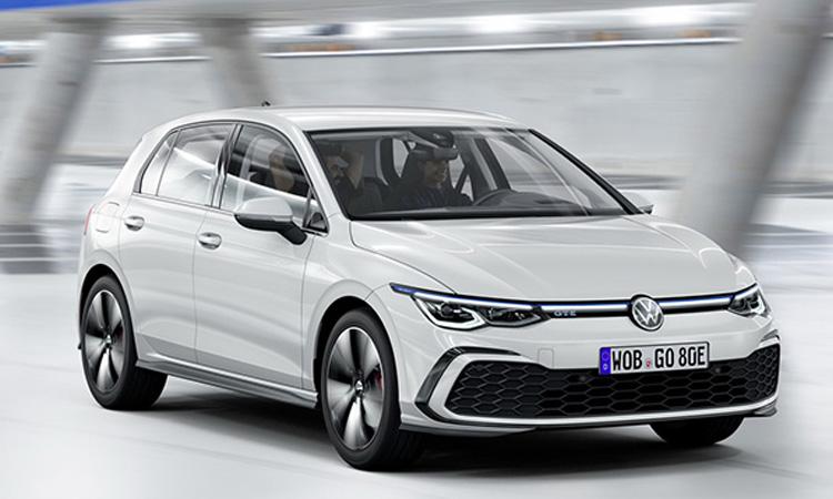 Volkswagen Golf เจนเนอเรชั่นใหม่ ที่วางจำหน่ายในยุโรป