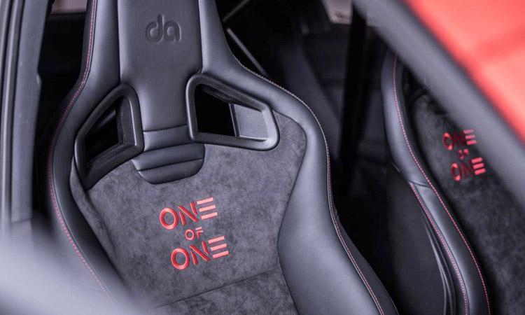 เบาะ Audi A1 One of One จากสำนักแต่ง ABT