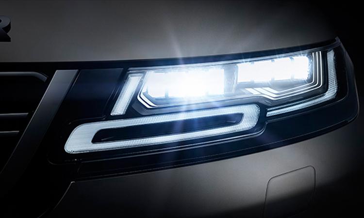 ดีไซน์ดคมไฟหน้า All NEW Range Rover EVOQUE