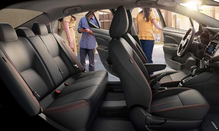 เบาะนั่ง Nissan ALMERA 1.0 TURBO