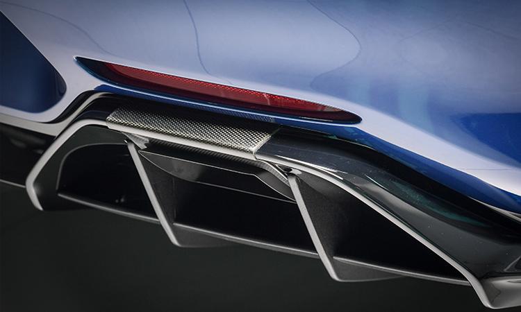 กันชนท้าย Mercedes-AMG GT R