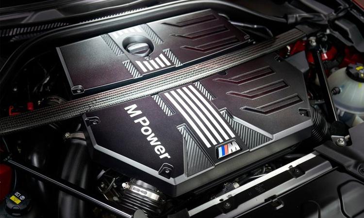 เครื่องยนต์ BMW X3 M