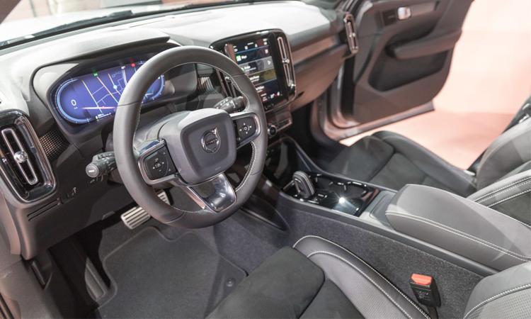 ภายใน Volvo XC40