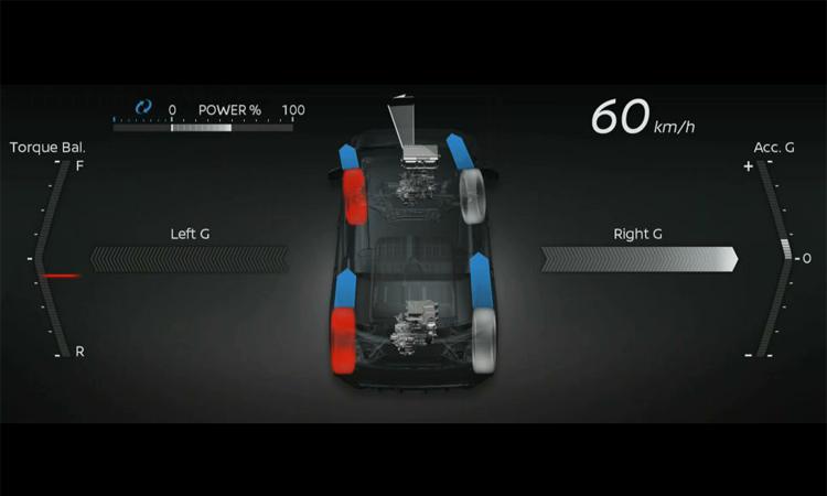 เรือนไมค์ Nissan Leaf e+