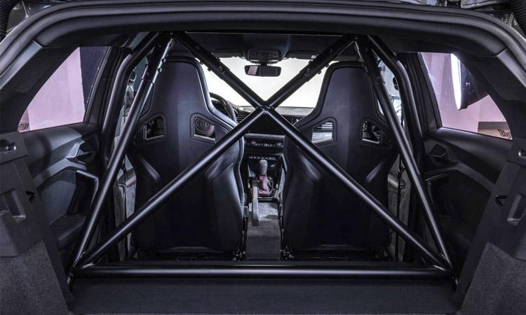 ด้านหลัง Audi A1 One of One จากสำนักแต่ง ABT