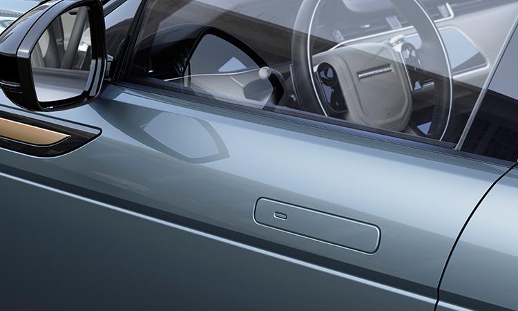 ที่เปิดประตู All NEW Range Rover EVOQUE