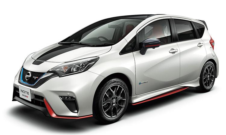 Nissan Note NISMO Black Limited สีขาว