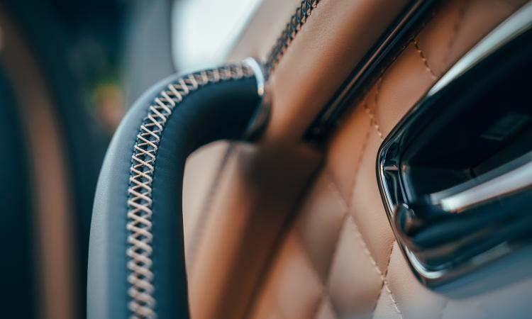 ดีไซน์ด้วยหนัง Bentley Bentayga Hybrid