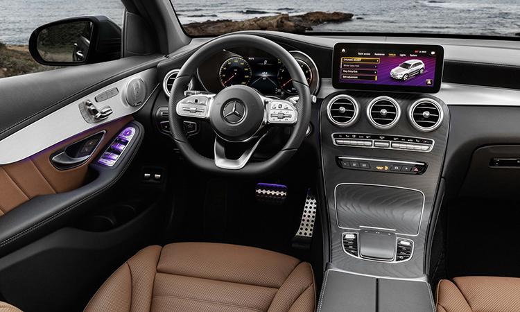 ดีไซน์ Mercedes-Benz GLC 220d (Facelift)