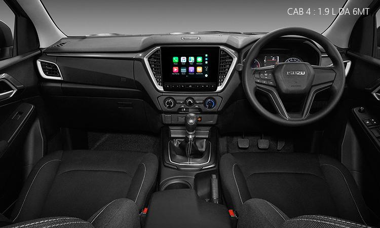 ภายใน Isuzu D-Max 2020 Cab4 1.9 Ddi Z