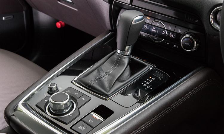 เกียร์ Mazda CX-8 SUV 3