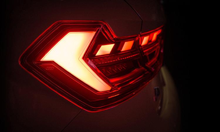 ดีไซน์ไฟท้าย Audi A1 Sportback 35 TFSI S-Line