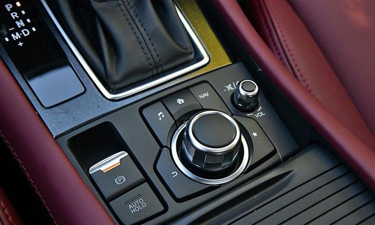 เกียร์ Mazda CX-4 Minorchange