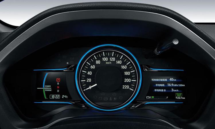 เรือนไมค์ Honda X-NV Sport EV