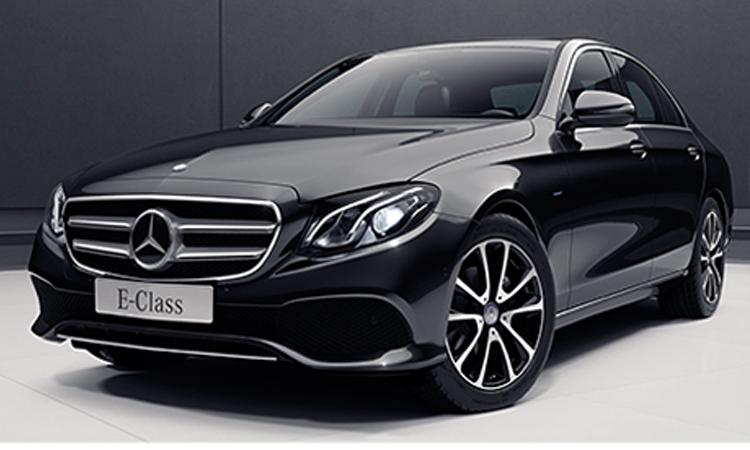 Mercedes-Benz E 350e Final Edition (Plug-in Hybrid) ราคา 2,780,000 – 3,540,000 บาท