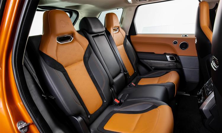 เบาะ Range Rover Sport SVR