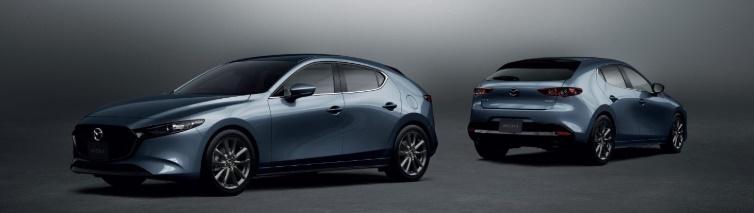 ราคา ตารางผ่อนดาวน์ Mazda 3 Fastback 5 ประตู 2020-2021 1