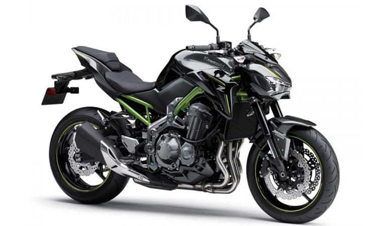 Kawasaki Z900_
