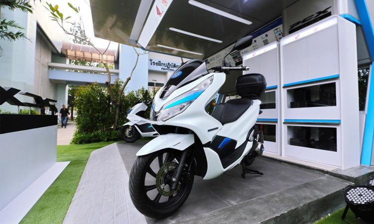 PCX Electric Smart Station