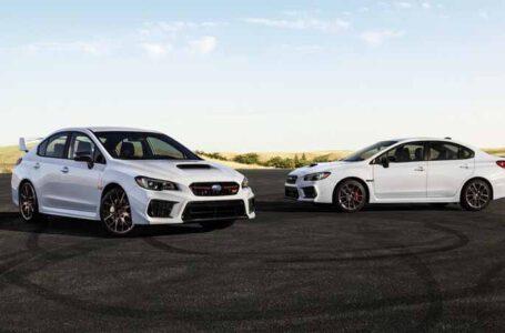 เปิดตัว Subaru WRX และ WRX STI รุ่นพิเศษตัวถังสีขาวจำกัดรุ่นละ 500 คัน