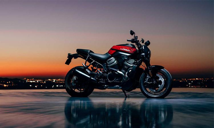2020_Harley-Davidson Bronx