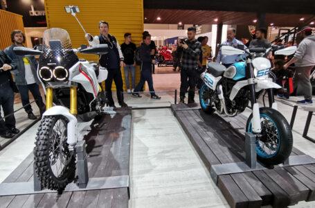 Ducati โชว์ตัวสองโมเดล Desert X และ Motard ณ งาน EICMA Show 2019
