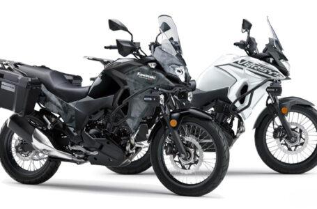 เปิดตัวสีสันใหม่ของ Kawasaki Versys -X 250 ประเทศญี่ปุ่น