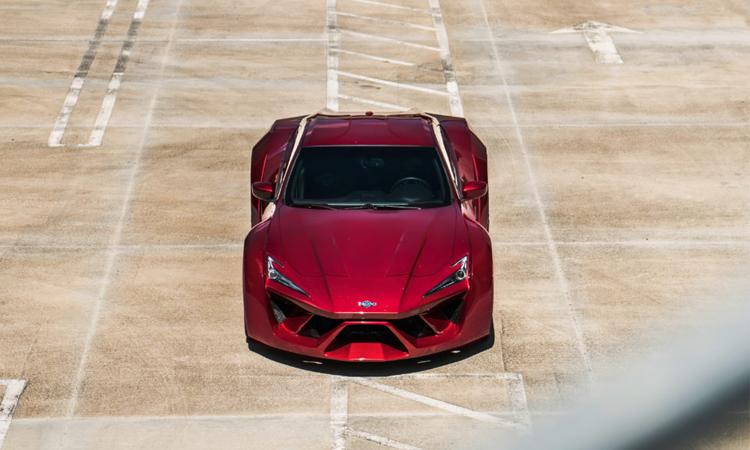 Zedro Motor exotic car