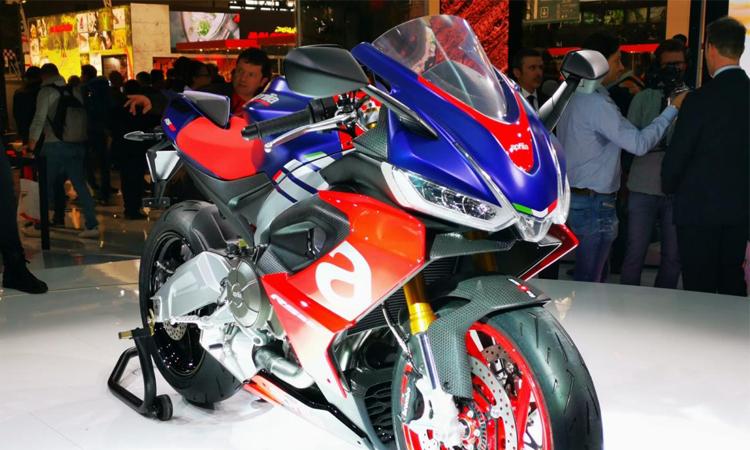 Aprilia RS 660-2020
