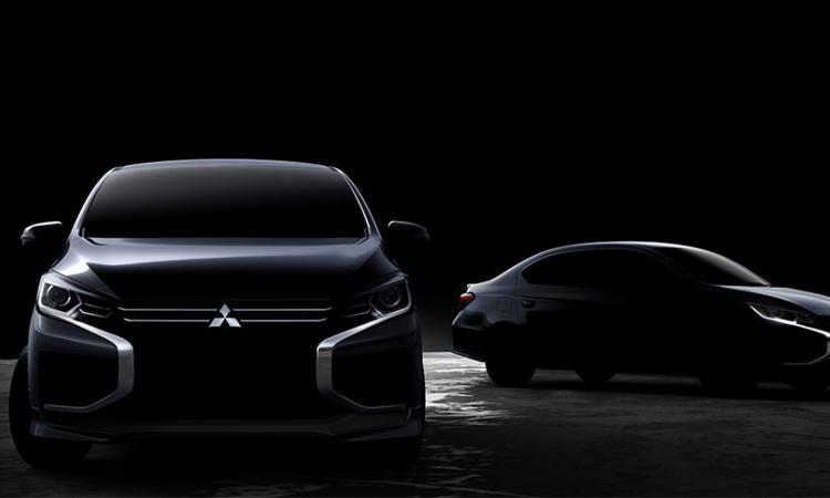 all new Mitsubishi Mirage and Mitsubishi Attrage