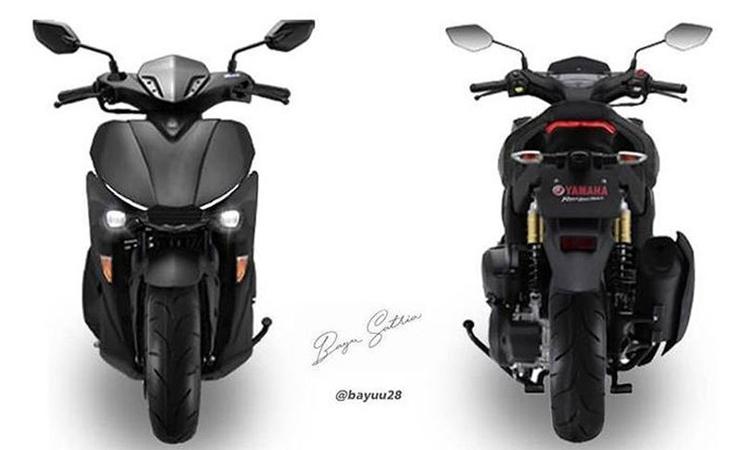 Yamaha-Aerox 155