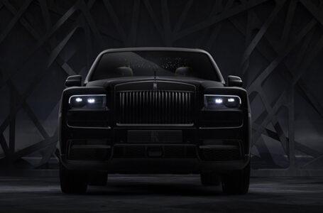 เผยโฉมราชันย์แห่งรัตติกาล Rolls-Royce Cullinan Black Badge กำลัง 600 แรงม้า