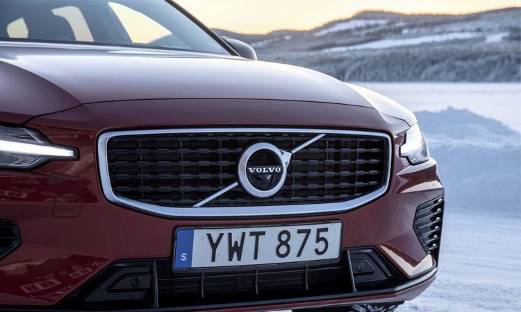 Volvo V60 ปี 2020