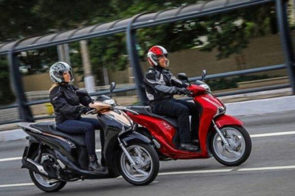 เปิดตัวอย่างเป็นทาง Honda SH150i ปี 2020 ในฝั่งยุโรป