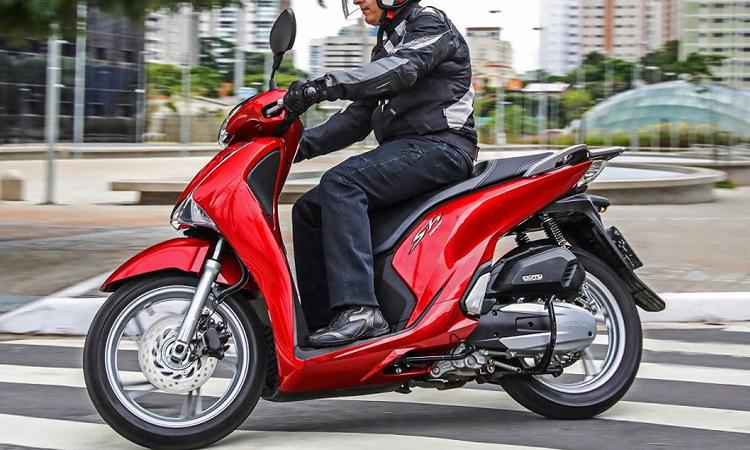 Honda SH150i ปี 2020