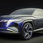 Hyundai Vision T เอสยูวีต้นแบบ ปลั๊กอินไฮบริด โมเดลใหม่ของ Hyundai