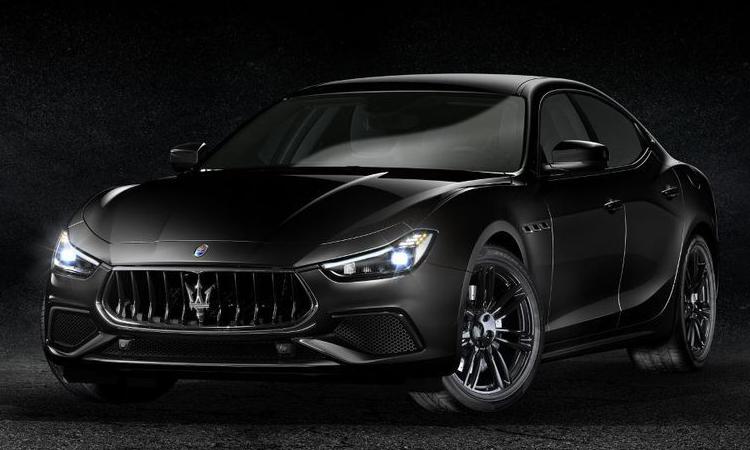 Maserati 'Ghibli Nirisimo Edition'