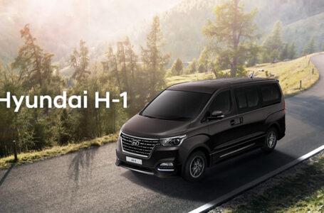 ข้อมูล สเปค Hyundai H1 ปี 2019-2020