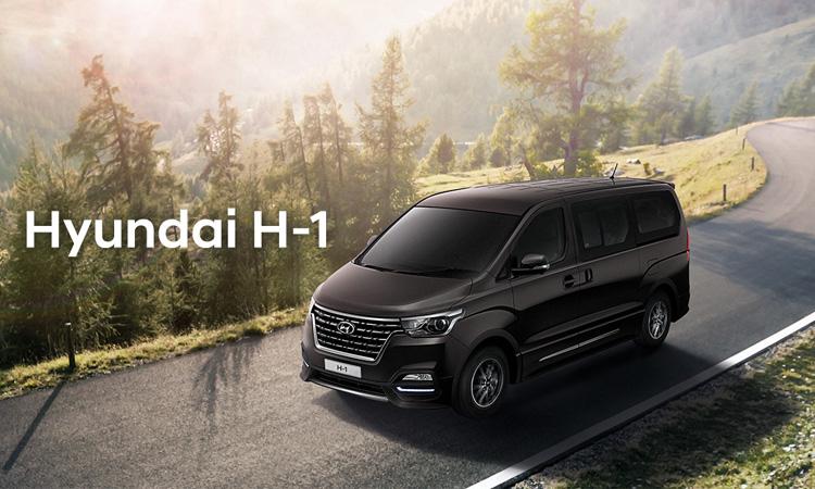 Hyundai H1 MY2019 ราคา 1.32 ล้านบาท พร้อมตารางผ่อน/ดาวน์