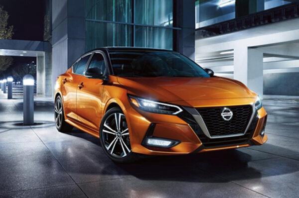 All-New Nissan Sylphy 2020 เผยโฉมที่สหรัฐอเมริกา พร้อมเริ่มจำหน่ายในปีหน้า