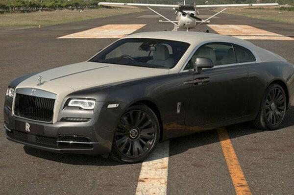 Rolls-Royce Wraith Eagle VIII 2019 คันเดียวในประเทศไทย