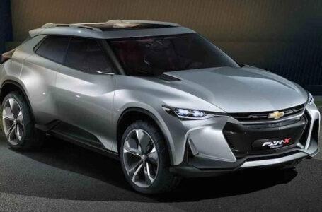 Chevrolet Menlo เปิดตัวที่จีนในเดือนพฤศจิกายน 2019