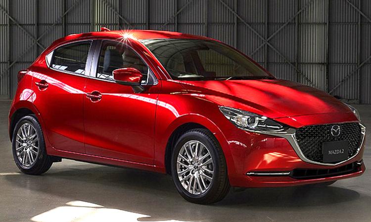 ดีไซน์ Mazda 2 Minorchange