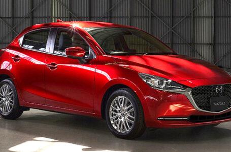 ราคา ตารางผ่อนดาวน์ Mazda 2 Minorchange เบนซิน 1.3 และ ดีเซล 1.5