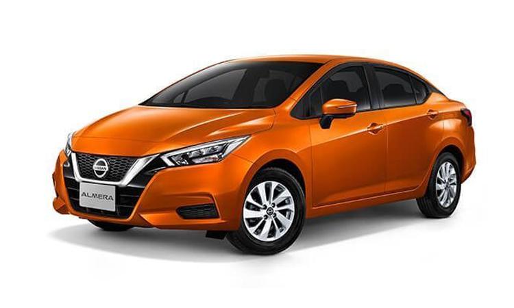 สเปค Nissan ALMERA 1.0 TURBO ปี 2020-2021