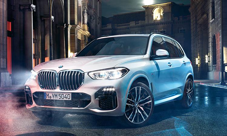 ระบบความปลอดภัย BMW X5 xDrive45e M Sport